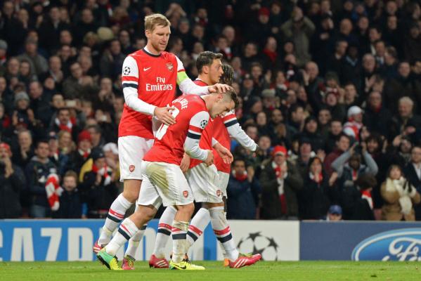 """""""Arsenal musi spytać siebie, czy chce mistrzostwa"""""""