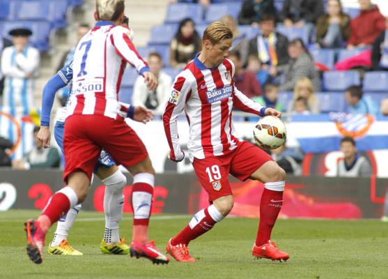 Torres: nigdy nie byłem mistrzem