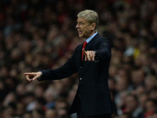 """Wenger i Mourinho? Trochę wstyd"""