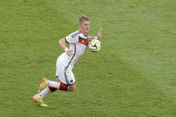 """""""Schweinsteigera prześladują kontuzje"""""""