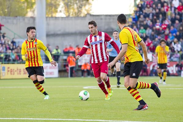 Gracz Atletico ostrzega Real i Barcelonę