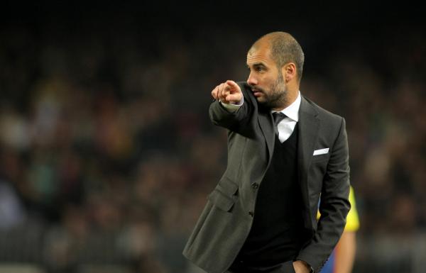 Guardiola wściekły na piłkarza Milanu [video]