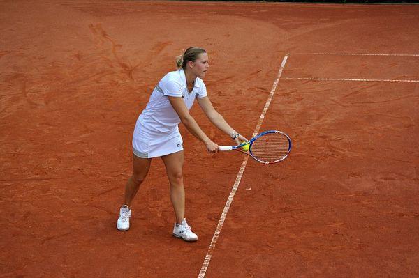 Polska tenisistka w ćwierćfinale