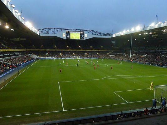 Tottenham wybrał napastnika