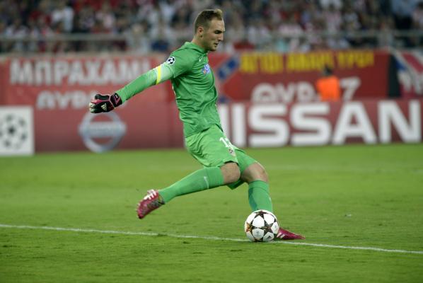Słoweński bramkarz w Manchesterze United?