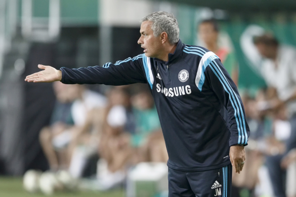 Mourinho wściekły na Evę Carneiro