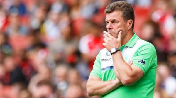 Wolfsburg na dłużej ze swoim trenerem