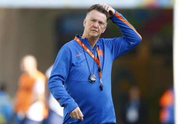 Van Gaal nie chce napastnika