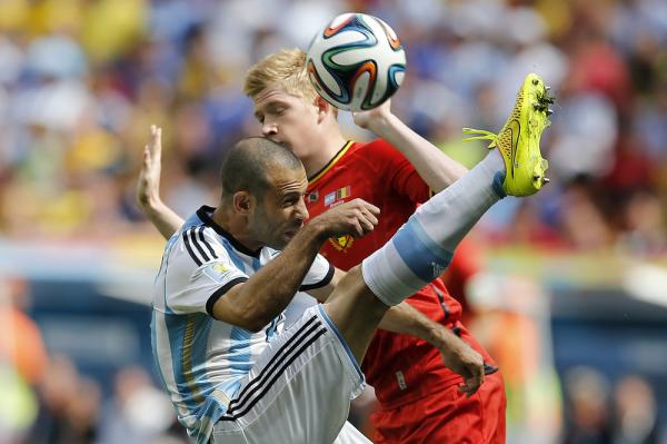 De Bruyne'a chcą też Real i Barca!