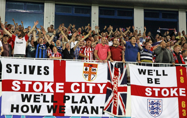 Stoke - klub z największą liczbą zdobywców LM