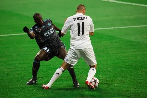 """Manchester United powinien kupić Benzemę"""