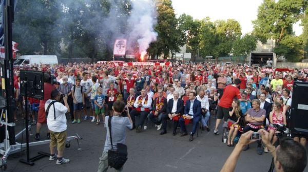 Boniek: Widzew w Ekstraklasie za 4 lata