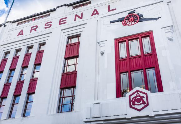 Arsenal chciał wkurzyć rywala?