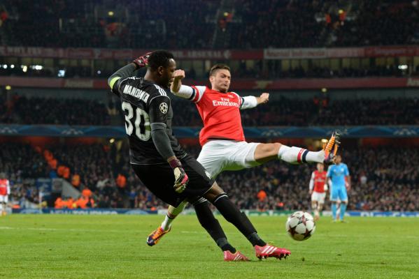 Giroud: poprowadzę atak Arsenalu