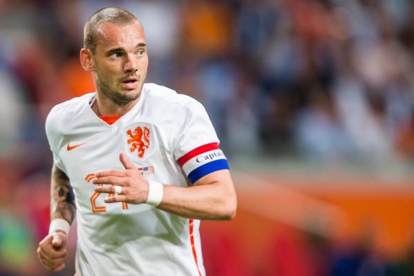 Juventus ściągnie Sneijdera?