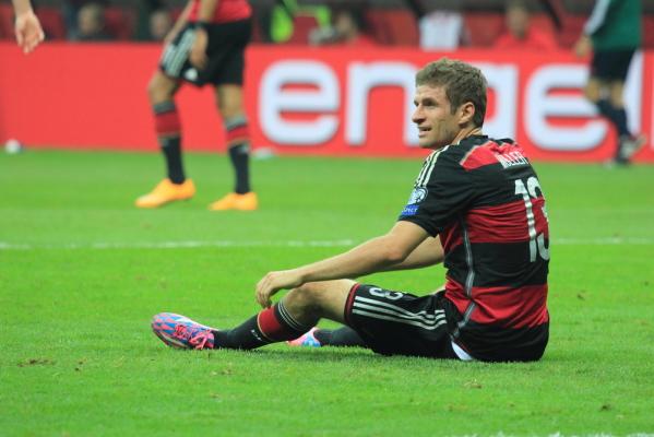 Muller chce do Manchesteru?