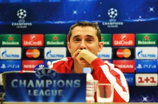 Trener Bilbao: nigdy się nie poddajemy