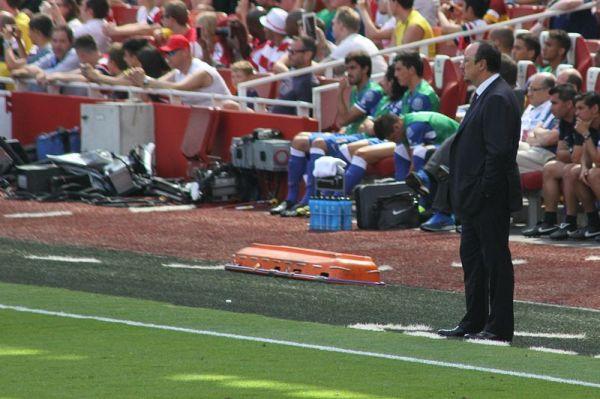 Benitez: Barcelona jest dla nas wzorem