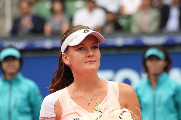 Radwańska odpadła w pierwszej rundzie