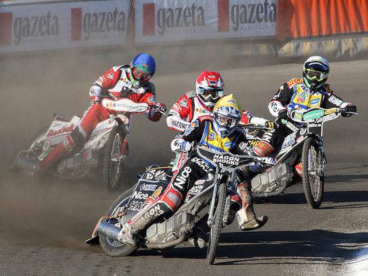 Zmieniają wyniki w Speedway Ekstralidze