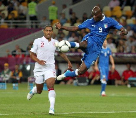 Balotelli do Włoch. Jeśli klub awansuje
