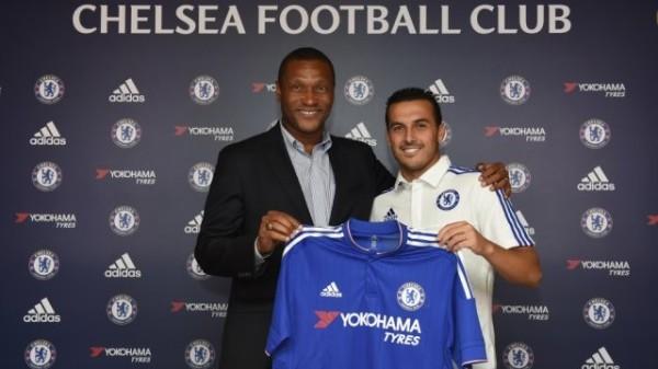 Pedro: Przekonali mnie Mourinho i Fabregas