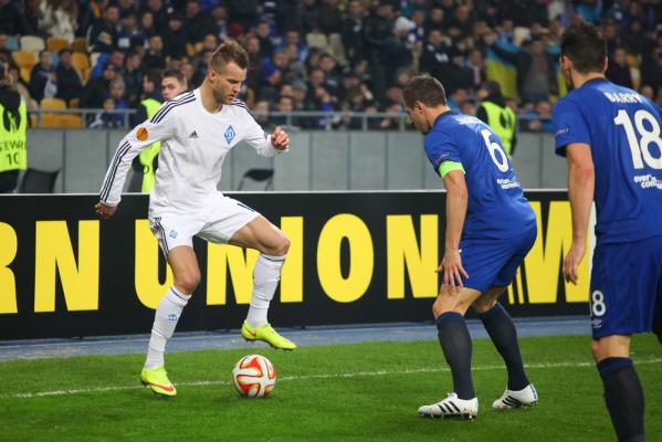 Z Dynama Kijów do Premier League