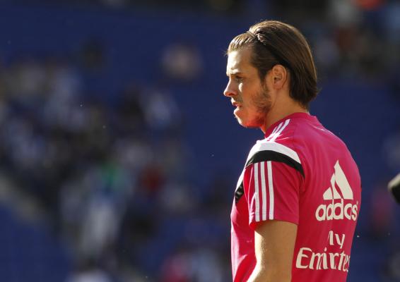 Kibice Realu nie chcą Bale'a?