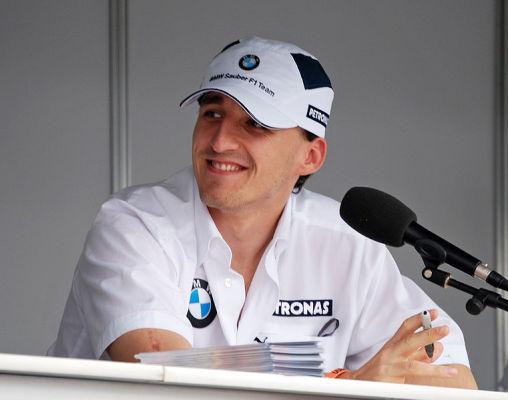 Rajd Niemiec: Kubica dwukrotnie siódmy