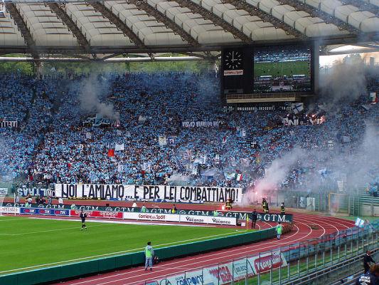 Rasizm w Rzymie. UEFA nie widzi problemu?
