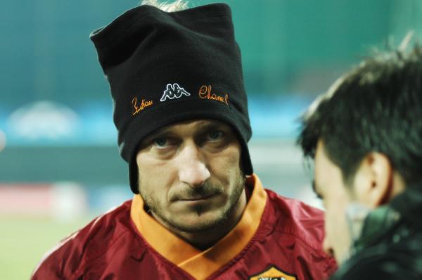 """""""Totti ma wielką rolę do odegrania"""""""