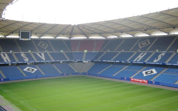 Cały mecz Tytonia, porażka z HSV