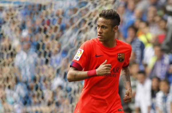 Neymar mógłby przejść do Manchesteru United?