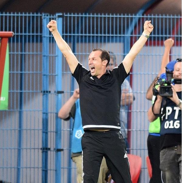 Trener Piasta: Celem pierwsza ósemka