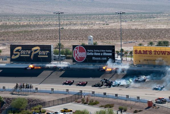 Fatalny wypadek w serii Indycar