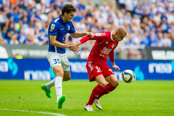 Piłkarz Lecha: musimy się ocknąć