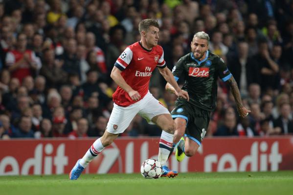 Wenger: gol był prawidłowy [video]