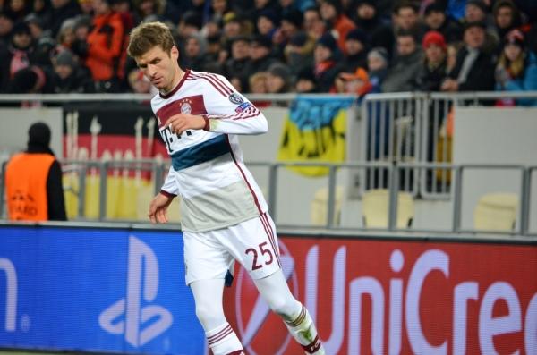 """Muller jest bezcenny"""