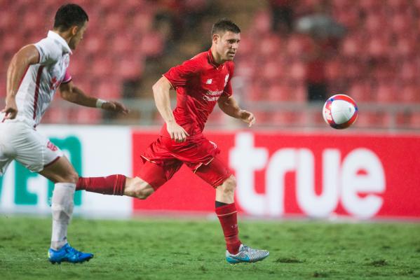 Milner nie żałuje transferu