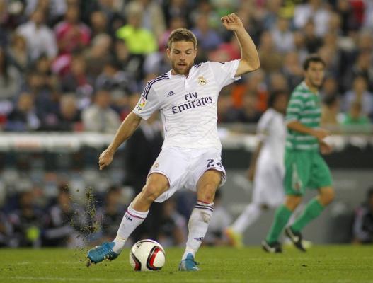 Transferowy niewypał odchodzi z Realu