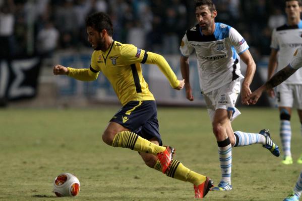 Gwiazda Lazio: Graliśmy dobrze