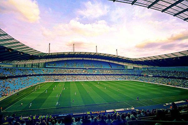 Hiszpański talent w Manchesterze City