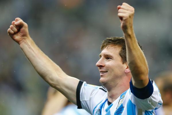 Messi: zdobyłem nagrodę dzięki kolegom