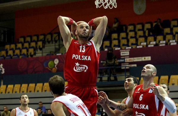 Polscy koszykarze pokonali Islandię