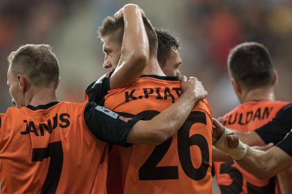 Ekstraklasa: Zagłębie pokonało Ruch