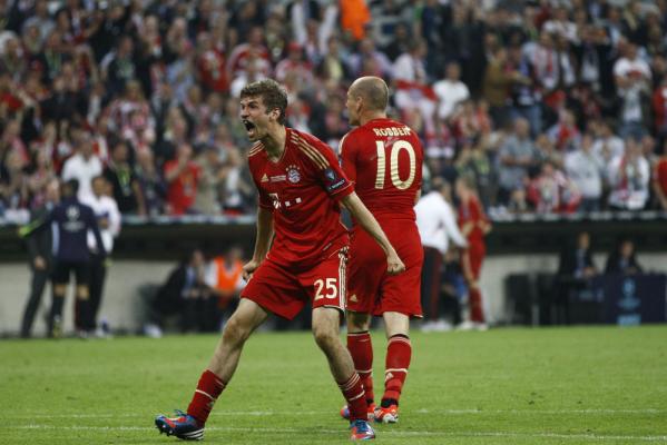 Bayern rozbił Bayer, grał Lewandowski