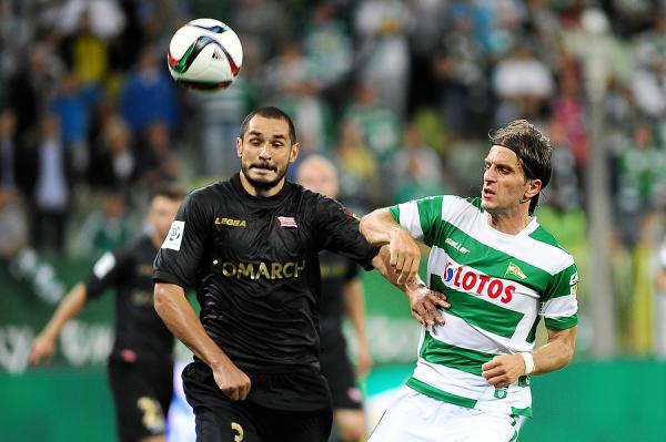 Legia pozyskała Stojana Vranjesa