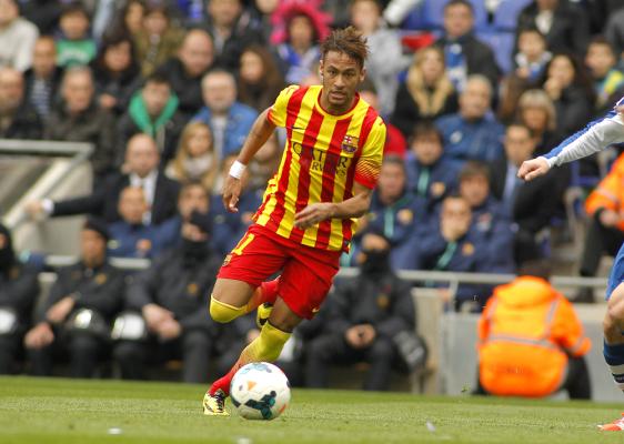 Neymar o przejściu do Manchesteru