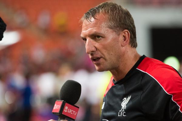 Brendan Rodgers: nie wyszło nam