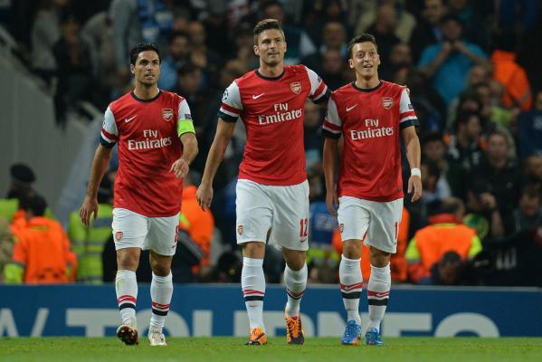 """""""Piłkarze Arsenalu są zbyt mili"""""""
